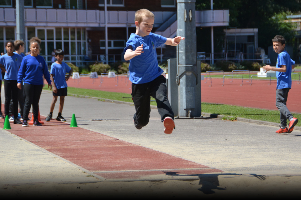Sport at Heathbrook Primary School