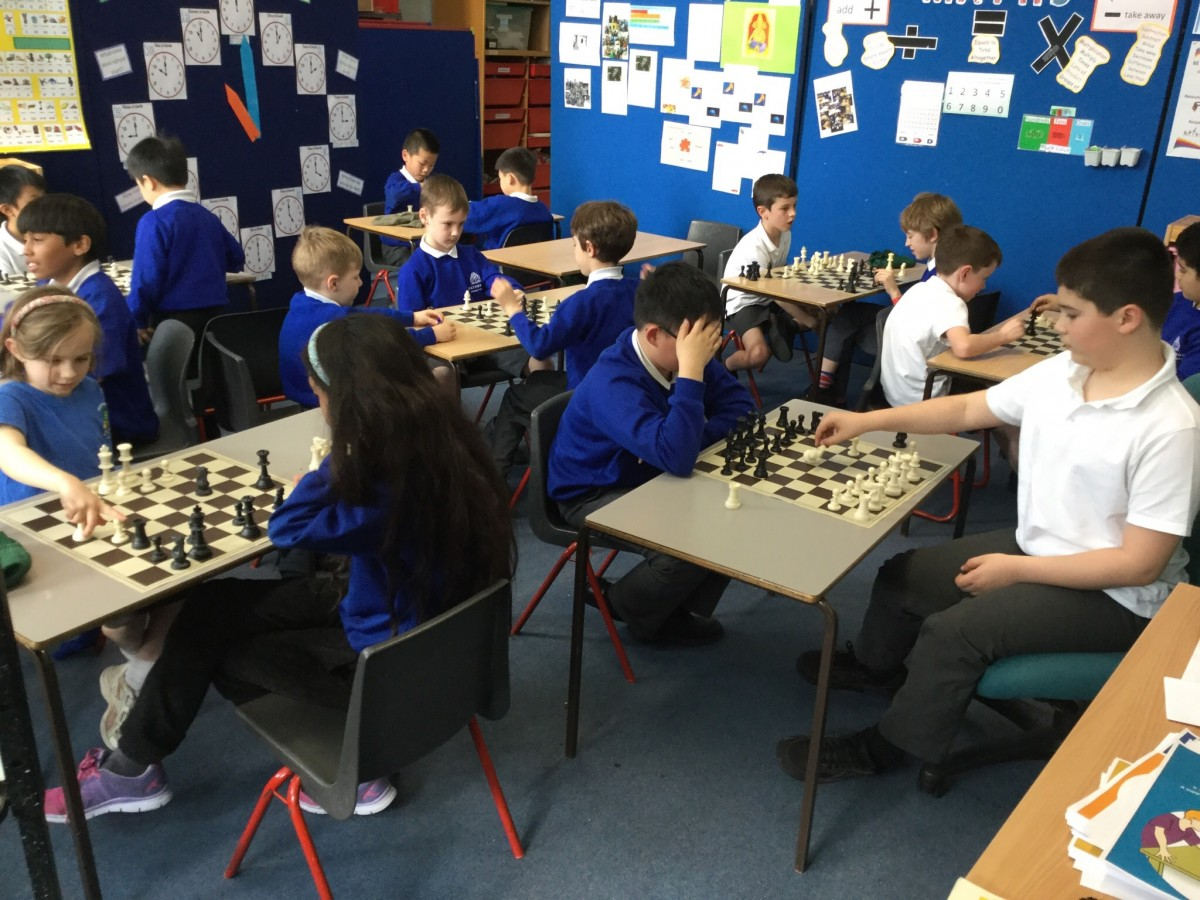 chess after school activity