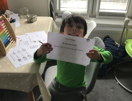 Home Learning – Week 8