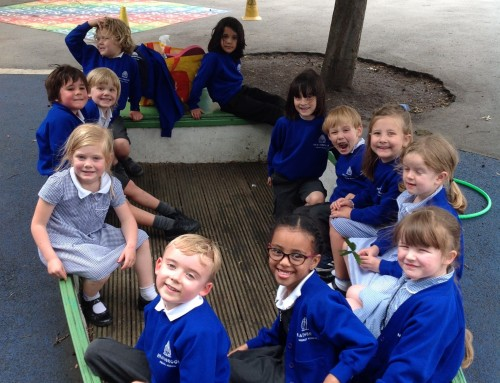 This weeks learning in Reception