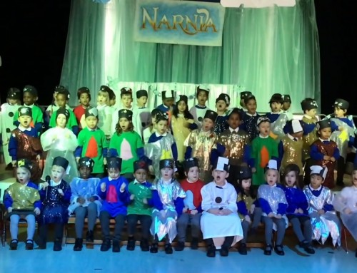 Reception Winter Show 2020 – Magical Moments in Narnia!