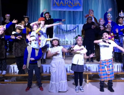 Year 3 and 4 Winter Show 2020 – Magical Moments in Narnia!