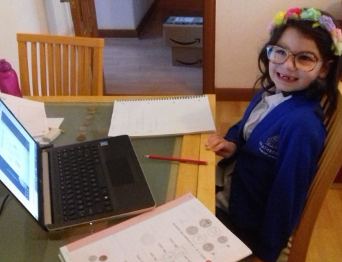 Year 2's first week learning from home!